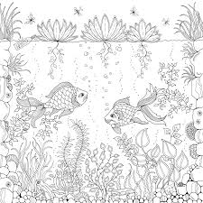 Secret Garden Colouring Book Leaves L Duilawyerlosangeles