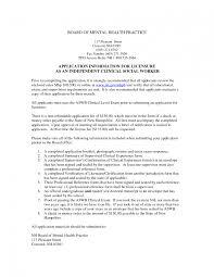 Social Work Resumes Objective For Medical Resume Sample Worker