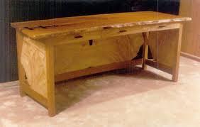 image of rustic computer desk full furniture