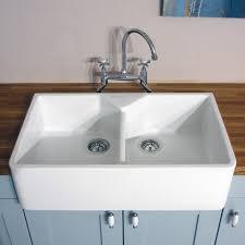 White Sinks For Kitchen Porcelain Undermount Kitchen Sink Diy Kohler White Undermount