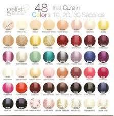 26 Best Shellac Colour Chart Images Shellac Colors Cnd