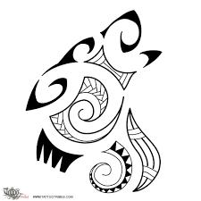 Tatuaggio Di Lupo Stile Maori Serie Maori Terra Tattoo Custom