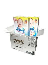 <b>Трусики</b> MOONY Smartbox <b>универсальные</b> S (4-8 кг), 186 шт ...