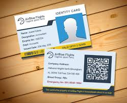 company id card templates company employee identity card design templates free vector in adobe