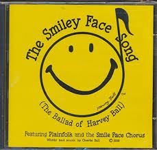Charlie Ball - The Smiley Face Song ( The ballad of Harvey Ball) Featuring  Plainfolk and the Smile Face Chorus (1998 Music CD) - Amazon.com Music