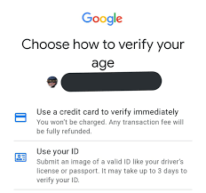 Maybe you would like to learn more about one of these? T9 On Twitter Okay Now Youtube Are Forcing Me To Give Them Their Id Or Credit Card Info To Verify My Age Before I Can Watch An Age Restricted Video Wtf Https T Co N4l4hw9ui9