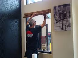 commercial glass window tinting cutting edge