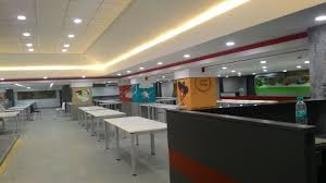 office canteen. Office Canteen - Tech Mahindra Mumbai (India) Office Canteen
