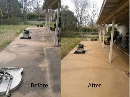 stained concrete patio before and after. U003cinput Typehidden Prepossessing Clean Cement Patio Stained Concrete Before And After