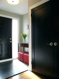 black doors in house black door white trim french doors on front of house entry traditional black doors in house