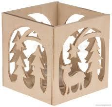 Matches21 Windlicht Weihnachten Laubsägevorlage Als Holz