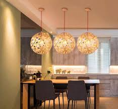 cafe lighting and living. DMMSS Wooden Hand-Woven Chandelier European Personality Creative Cafe Lighting Restaurant Living Room Bar Bedroom And E