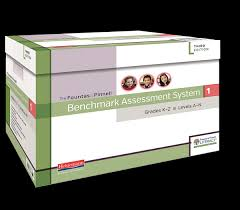 Benchmark Assessment System 1 3rd Edition