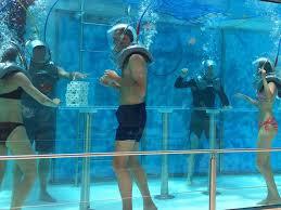 real underwater hotel. Clear-lounge-underwater-oxygen-bar-walking-1 Real Underwater Hotel