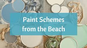coastal paint color schemes inspired