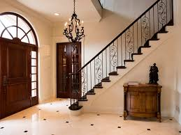 Simple Stairs For Luxury Home