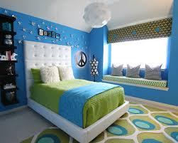 umbra wallflower wall decor white set: beautiful kids bedroom with blue kids bedroom ideas using wall flower by umbra for wall decor