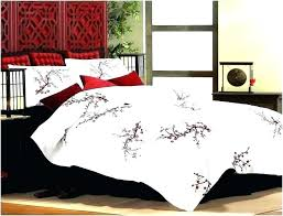 cherry blossom bedding 7 piece comforter set bedspread duvet cover country dream bedspreads pink blos