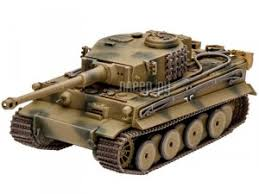 <b>Сборная модель Revell Танк</b> PzKpfw VI Ausf. H Tiger 03262R