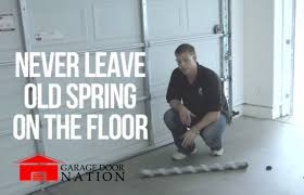 garage door nationGarage Door Spring Replacement Guide  How to Tutorial  Garage