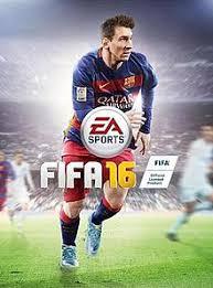 نتیجه تصویری برای FIFA 16 ANDROID