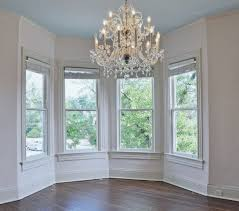 this antique reion crystal chandelier is made of hand cut swarovski crystals like this i always prefer french cut over teardrop shaped crystals