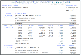 Bank Statement Sample.sample Bank Statement1.jpg - Pay Stub Template