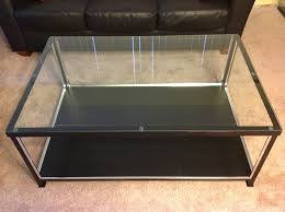 nice display case coffee table and decoration in glass display coffee table display case coffee table