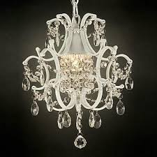 crystal chandeliers traditional classic bedroom dining room study room office hallway metal