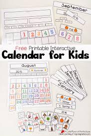 Free Printable School Calendar Free Printable School Calendar Life Of A Homeschool Mom