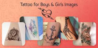 Tattoo For Boys Girls Images Aplikace Na Google Play