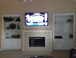 mounting tv over fireplace framing junction bo final stone
