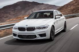 2018 BMW M5 First Test Review - Motor Trend