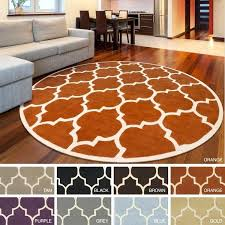 8 foot round area rugs round wool area rugs 4 ft 8 foot circular area rugs