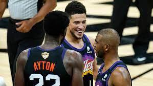 Suns' Paul, Booker, Ayton a perfect ...