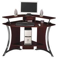 bush cherry corner computer desk splendid set furniture of bush cherry corner computer desk