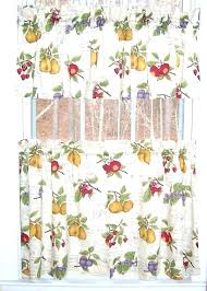 owl curtains for kitchen