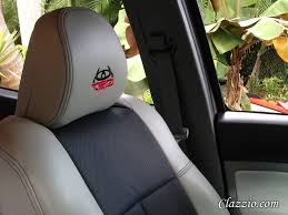 toyota tacoma seat covers clazzio