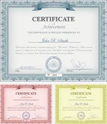 Free Professional Certificate Templates Adorable European Certificate Template Certificate Certificate Templates