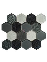 palladian grey 3 hexagon