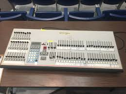 Cognito Lighting Console Which Lighting Console Is This Controlbooth