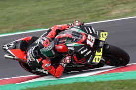 "Maverick Vinales ""satisfied"" with Aprilia MotoGP move"