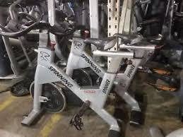 image is loading 10 star trac nxt spin bike w spd