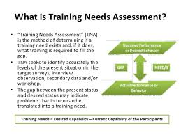 Sample Needs Analysis Enchanting Training Need Assessment