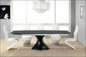 table round extendable dining table seats 10 new gumtree decor and chairs latest black extendable
