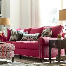 Sale On Sofas Custom Sofa Townhouse Collection Bassett Furniture