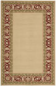 nourison country heritage h 801 gold area rug