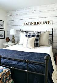 Rustic Farmhouse Bedroom Ideas For A Country Home Metal Beds Bed Frames And  Master Style Decor