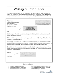 How To Write A Cover Letter For Resume What Goes On In Page 23