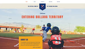 Baseball Websites Templates Sport Recreation Website Templates Health Wellness Wix